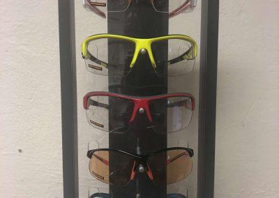Samozabarvovací sportovní brýle